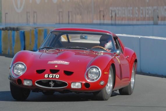 Ferrari 250 GTO: esse era o alvo