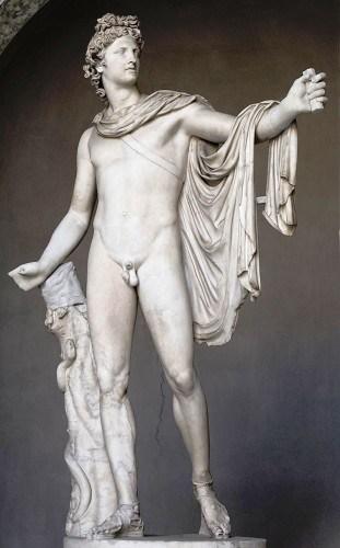 apolllo deus grego