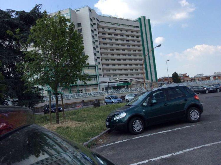 Presidio Ospedaliero Beilaria Maggiore - rendendo um tributo ao nosso campeão