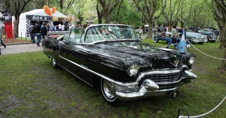 Presidencia de la Nacion 1955 - Cadillacs - Autoclásica 2012 - San Isidro - www.estoslugares.com.ar