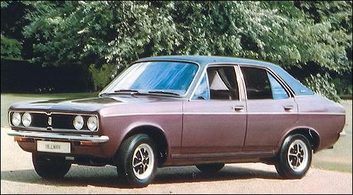 classic car catalogue hillman 1973 avenger_gls