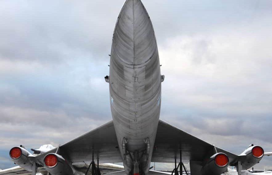 O único exemplar existente, em Monino (military-russia.com)