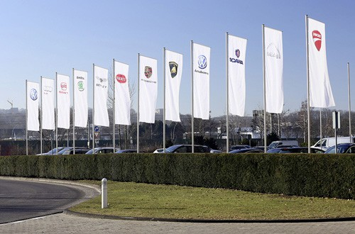 vw flags