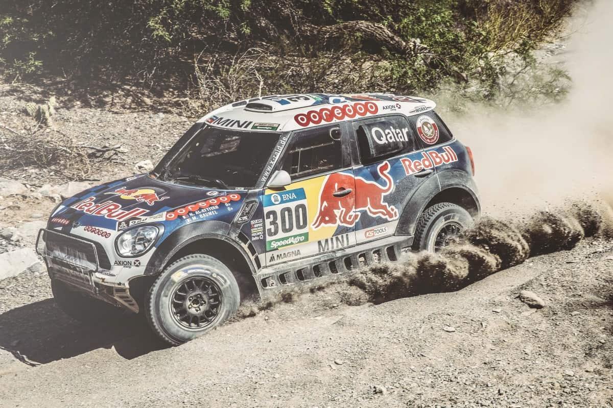 Al Attyhia luta por segunda vitória consecutiva (Foto Red Bull Content)
