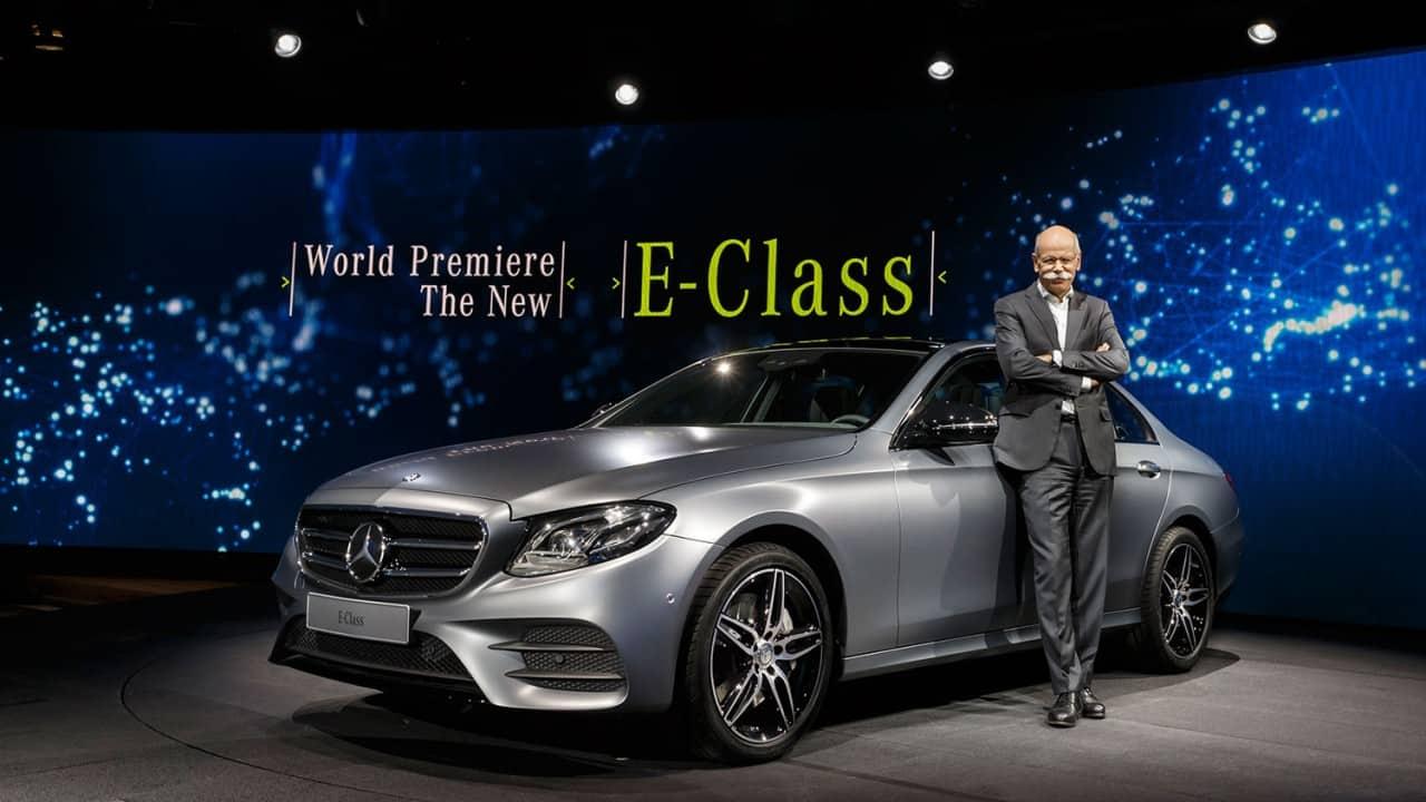 Foto Legenda 03 coluna 0316 - Mercedes Classe E 2016