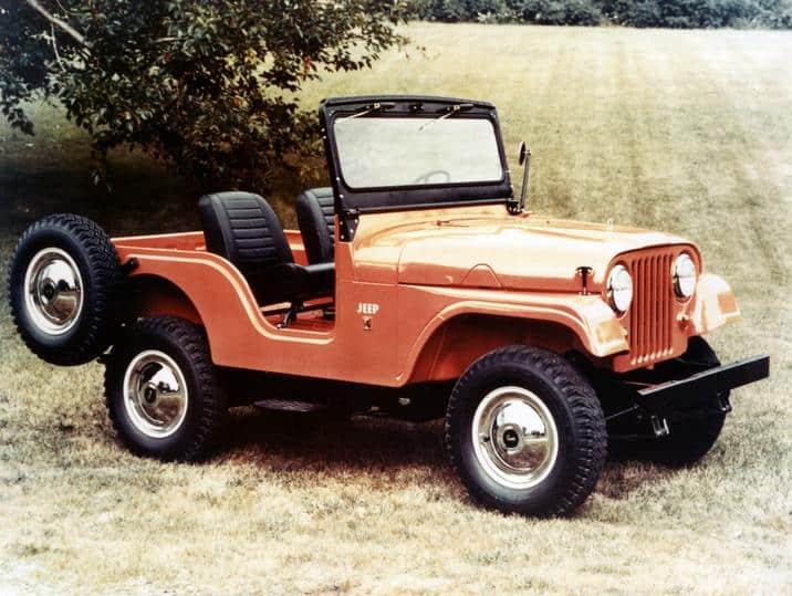 Jeep CJ5 (foto divulgação)