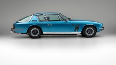 Jensen Interceptor FF art and revs
