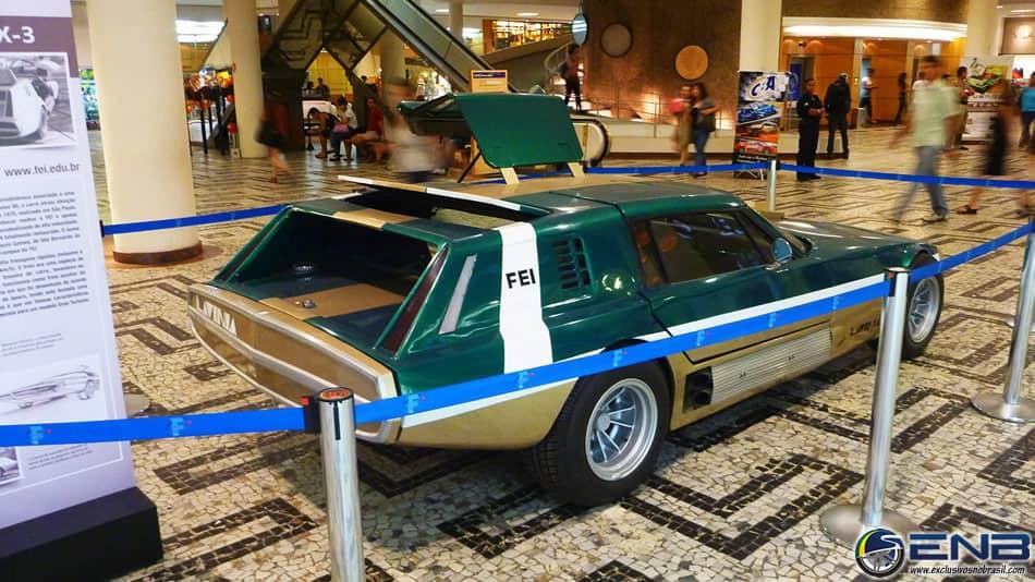A vida de peça de museu é monótona (foto: www.exclusivosnobrasil.com)