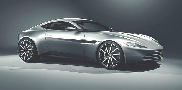 Foto Legenda 06 coluna 0916 - Aston Martin DB10 R