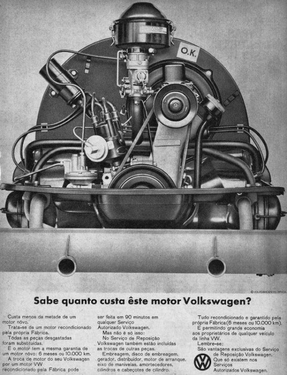 motor do fusca