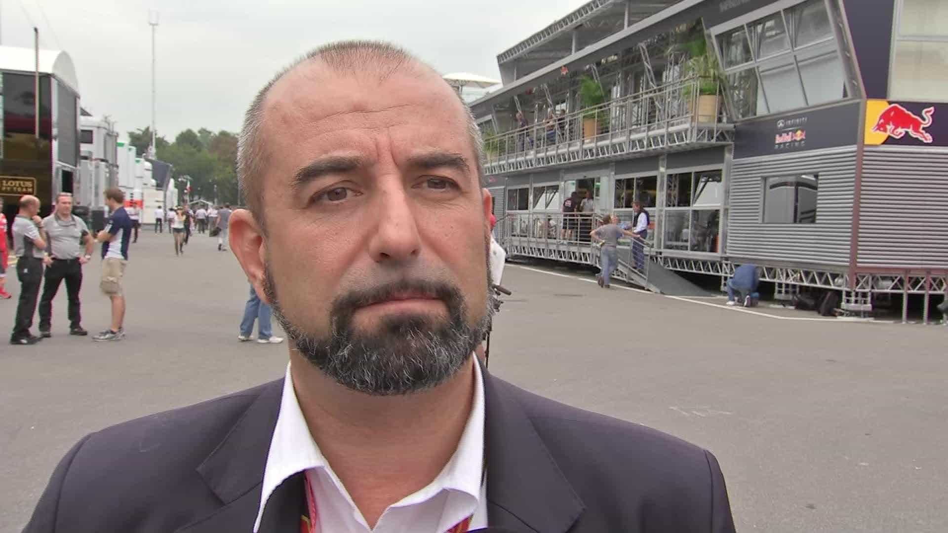 Ivan Capelli: diferenças eternas com Ecclestone (foto F1team)