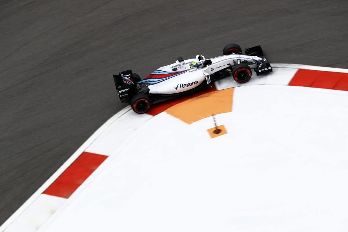 Massa largou na segunda fila e terminou em quinto. Andou bem e aproveitou azar da concorrência (FOto Williams/LAT)