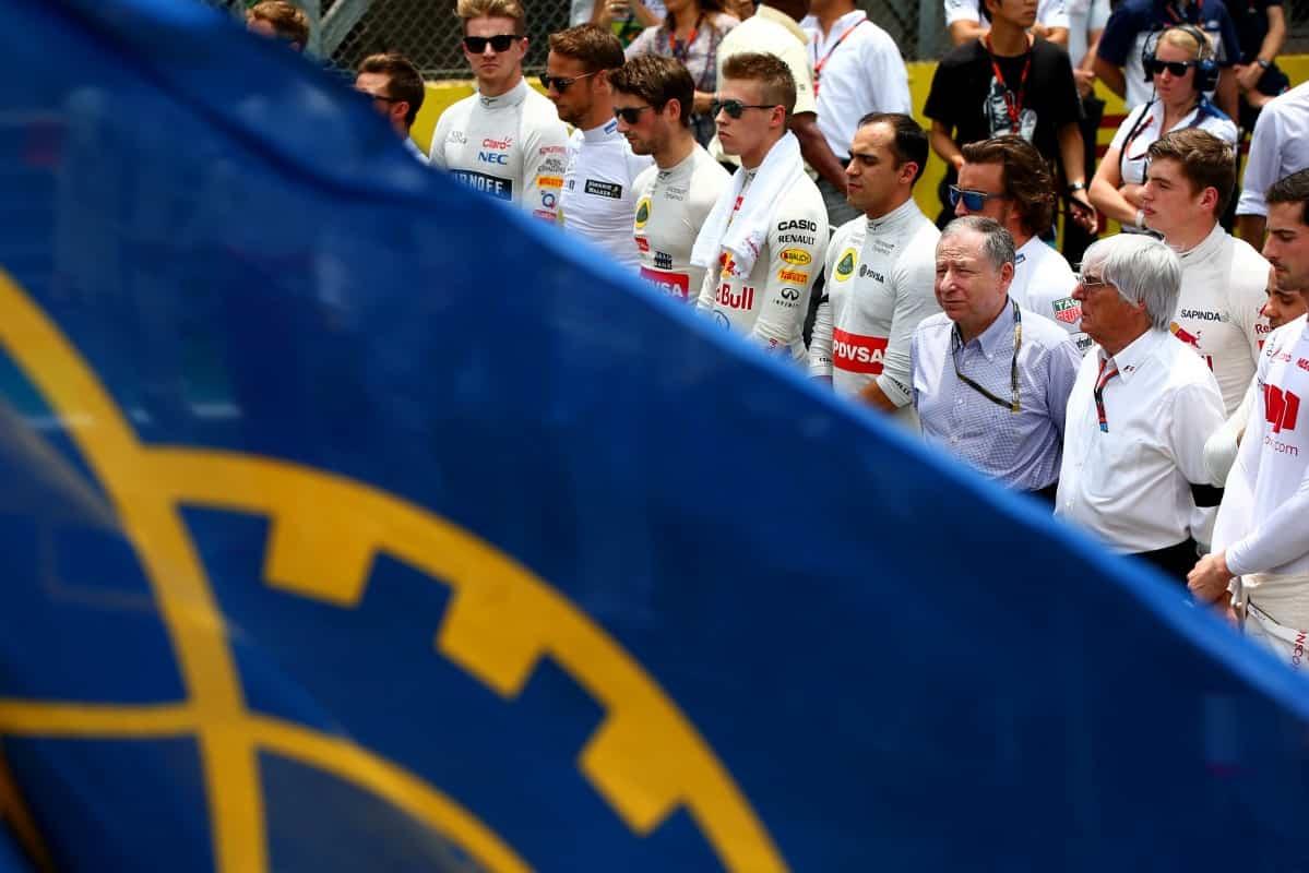 Todt e Ecclestone não tem olhos para o WEC (Foto FIA)