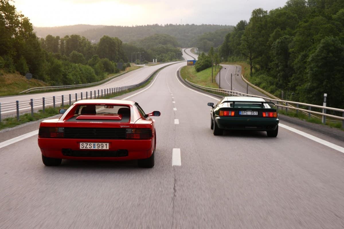 Muita estrada é o que ambos pedem