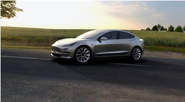 Foto Legenda 03 coluna 2216 - Tesla modelo 3