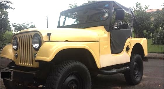 Foto Legenda 02 coluna 2516 - Willys-Jeep-