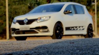 RS4 1  RENAULT SANDERO R.S. - 4ª SEMANA, FINAL (COM VÍDEO) RS4 1