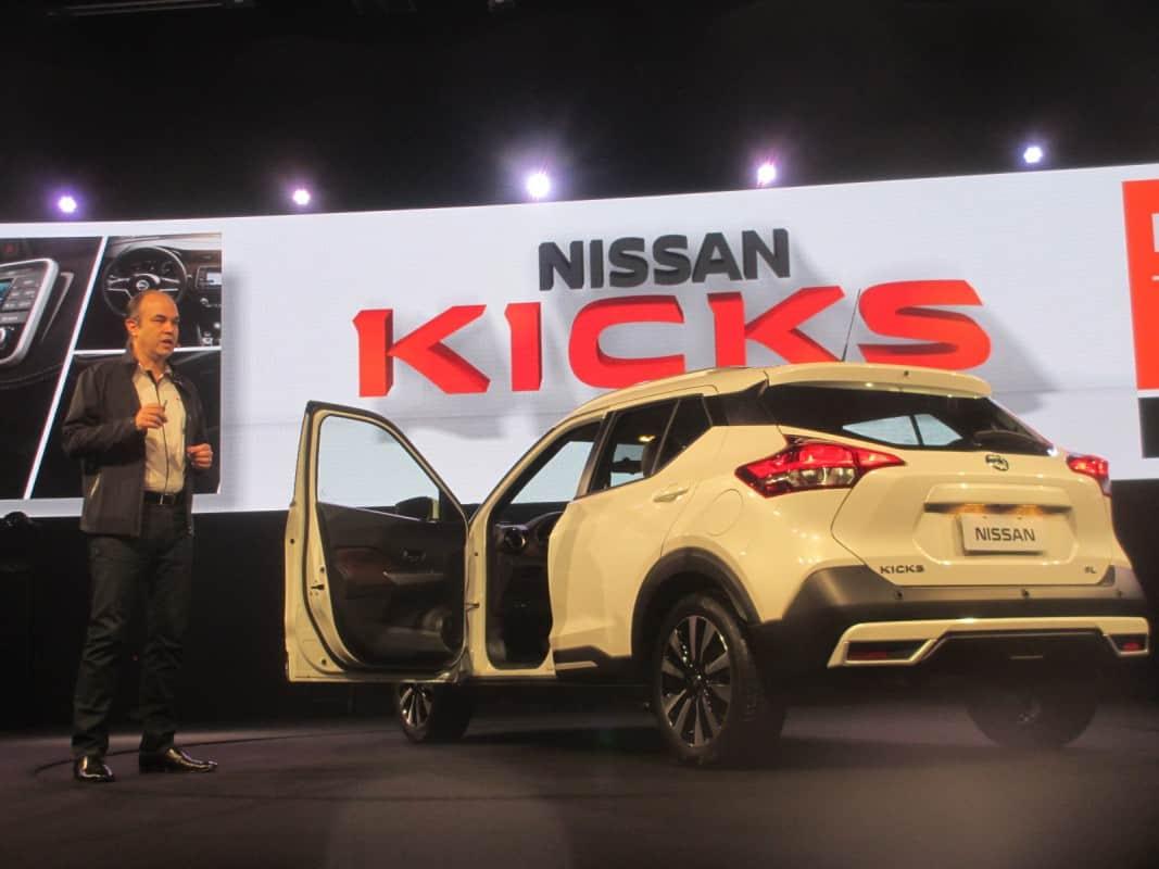 Diretor de Design Robert Bauer explica o Kicks