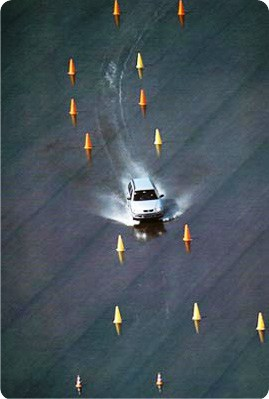 teste-dinamico-veiculos-cone goodyear