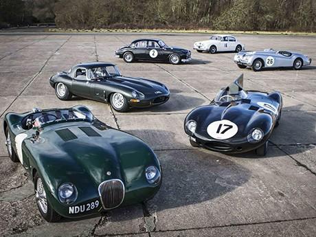 Grupo Tata quer comprar Silverstone e transforma-lo num parque temático de Jaguar e Land Rover (Foto Jaguar)