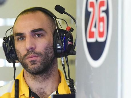 Cyril Abiteboul enfrenta problams para contratar especialistas (Foto Renault F-1)