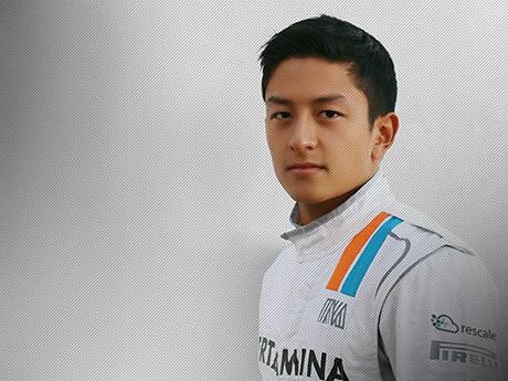 Rio Haryanto continua na Manor, mas como piloto reserva (Foto rioharyanto.com)