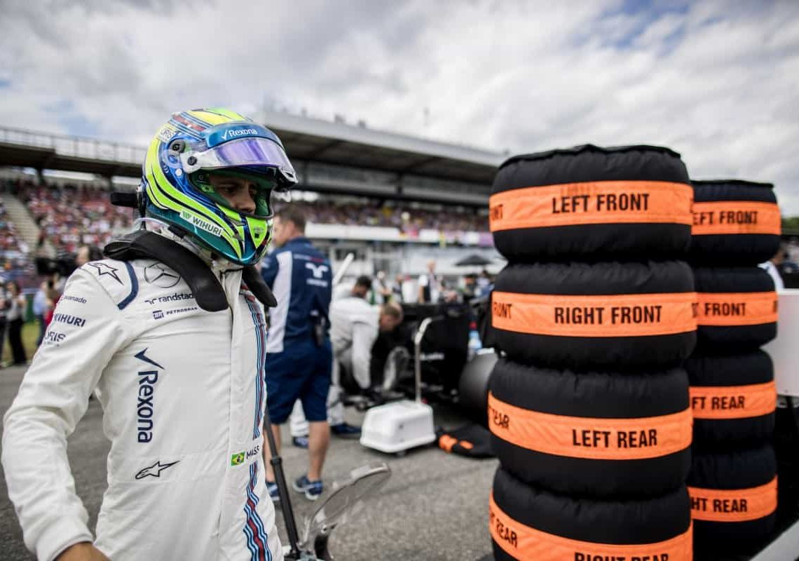 Felipe Massa deixa a F1 no final do ano (Foto Glenn Dunbar)