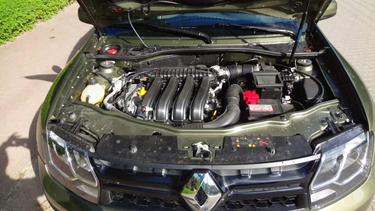 Motor potente e elástico. Moderno, comando com variador de fase