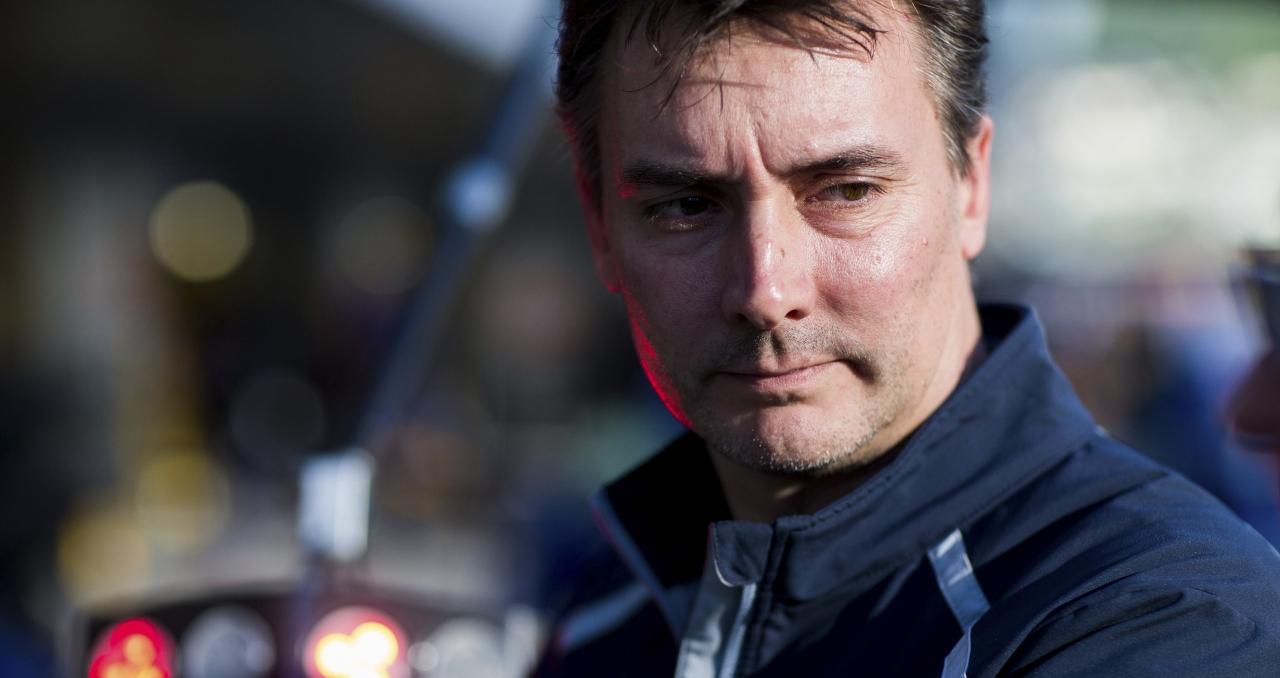 O inglês James Key está ligado à Toro Rosso até o fim de 2017. A WIlliams tem interesse no seu passe (Foto Red Bull COntent Pool)