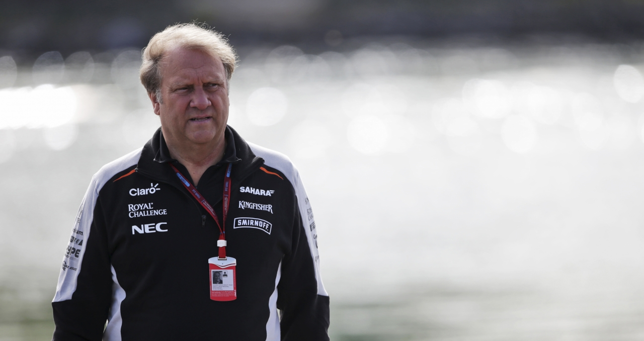 Robert Fernley admitiu que Nasr está na lista de compras da equipe Force India (Foto Sahara Force India)