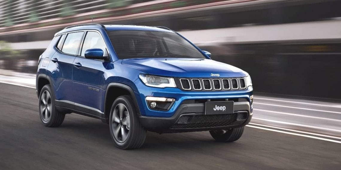 Jeep Compass Longitude Diesel
