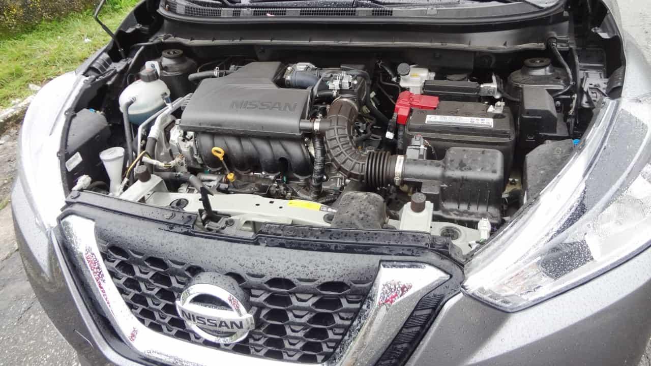 Motor de 1,6 litro que rende 114 cv a 5.600rpm