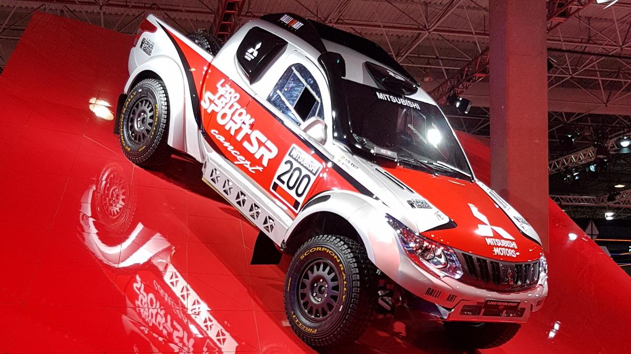 L200 Triton Sport SR