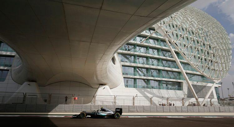 Ao anunciar a decisão Rosberg afirmou que curtir o que o futuro lhe reserva (Foto Mercedes)