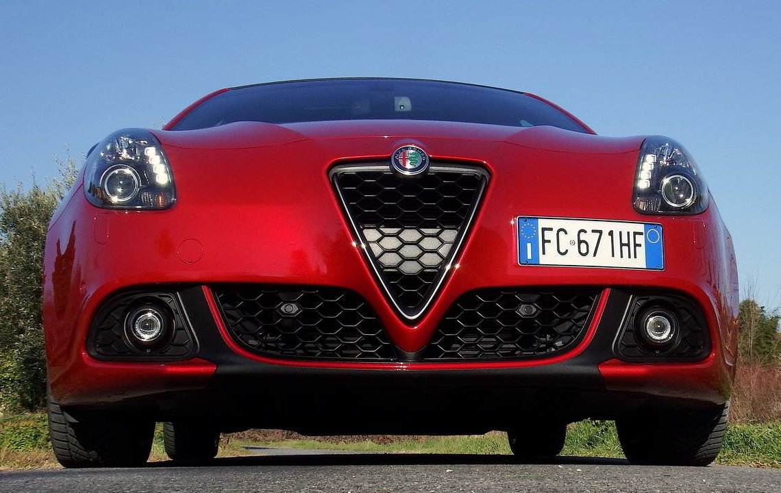 Alfa Romeo Giulietta Veloce 1750i No Uso Na Italia Autoentusiastas