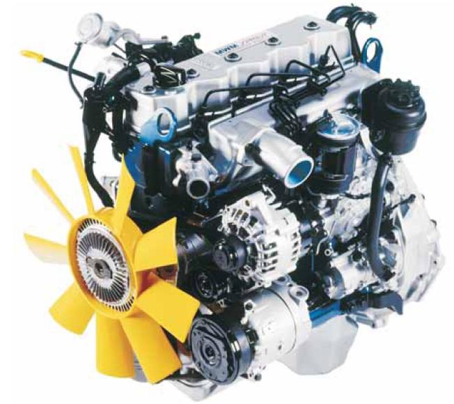 O Sprint 4-cilindros da S10: 132 cv a 3.400 rpm; fez sucesso (divulgação)