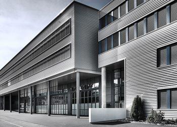 A sede da Sauber, em Hinwill, Suíça.