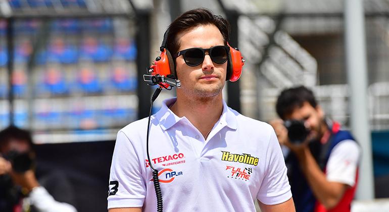 Nelson Piquet Jr vai competir na Stock Car brasileira e na F-E em 2018 (Fernanda Freixosa)