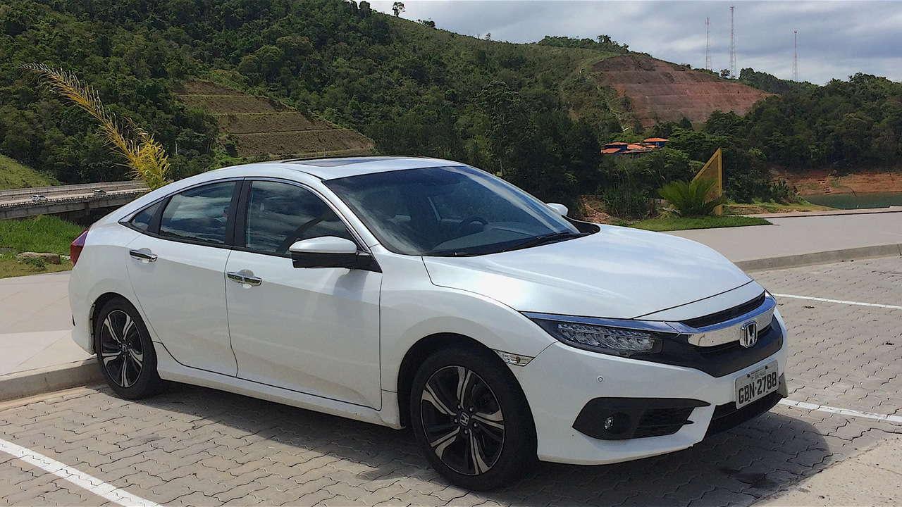 A Honda fez um bom trabalho no Civic de décima geração