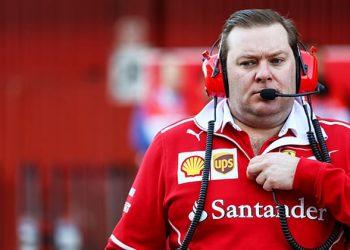 Dave Greenwood troca Ferrari por GInetta