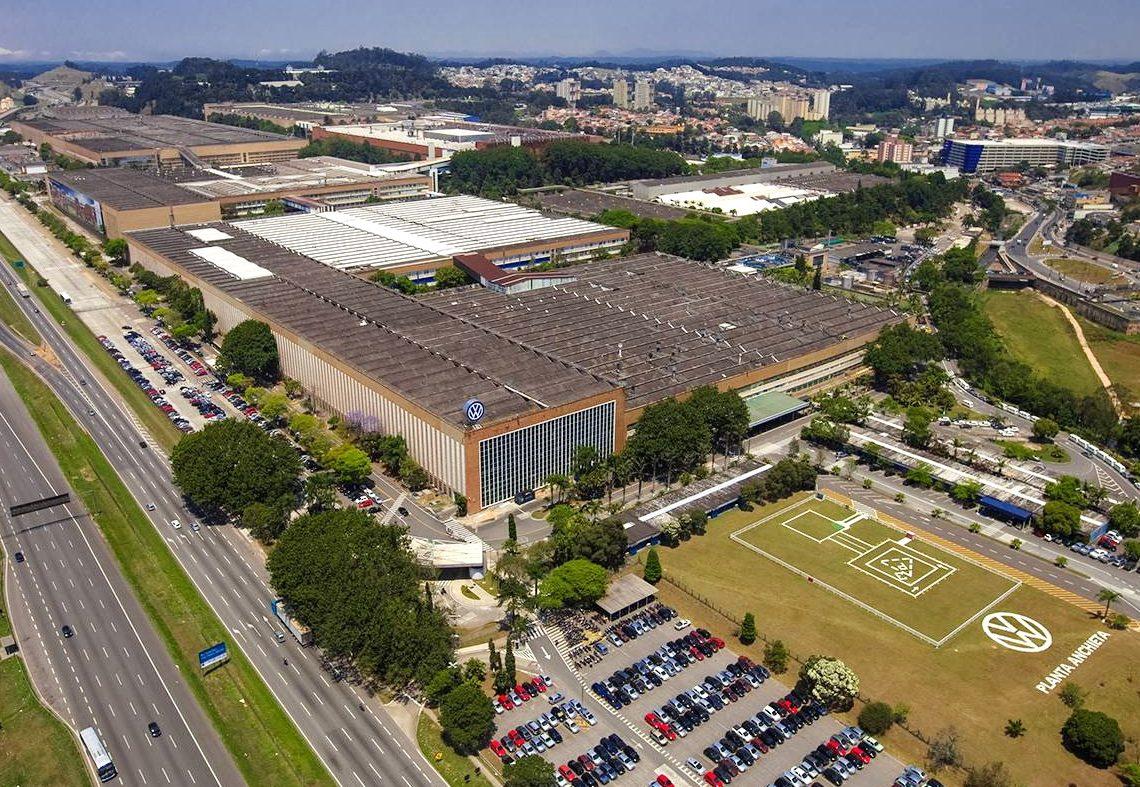 VW, marca mais vendida em junho (Foto: divulgação VW