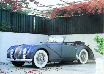 Talbot-Lago T26 Record GS 1949. Carroceria Dubos. (Automobile Quarterly)