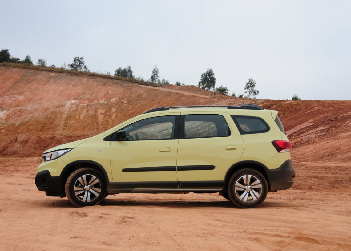 Crossover, minivan ou perua alta?
