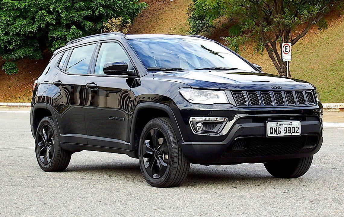Jeep Compass Night Eagle Diesel 1ª Semana Autoentusiastas
