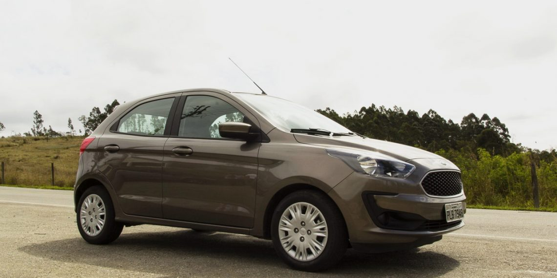 Ford Ka 1 5 Se Automatico No Uso Com Video Autoentusiastas