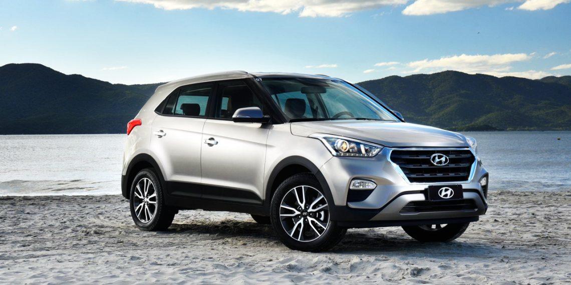 Hyundai Creta (Divulgação HMB)