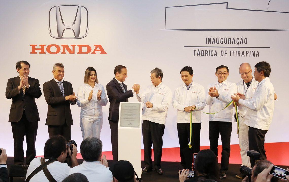 Foto: divulgação Honda
