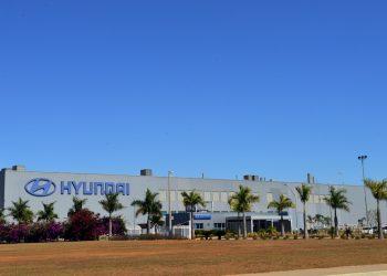Fachada da fábrica em Piracicaba (Foto: divulgação)