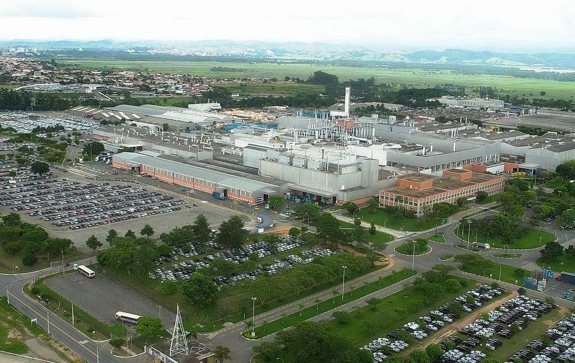 Fábrica de S. José dos Campos ((divulgação GM)