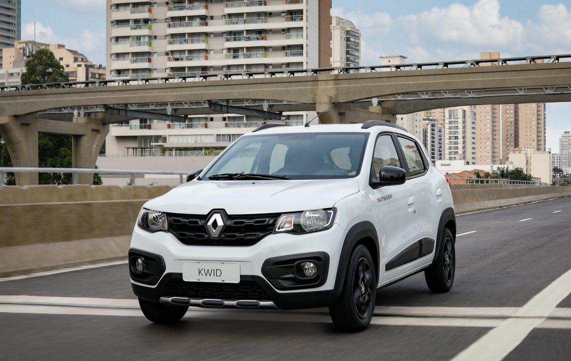 Renault Kwid (Foto: divulgação Renault)